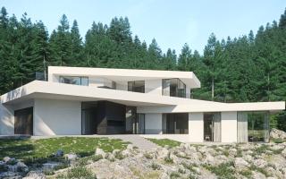 Монолитное строительство частных домов
