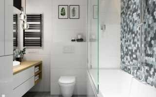 Дизайн маленькой ванной комнаты: интерьер маленькой ванной комнаты