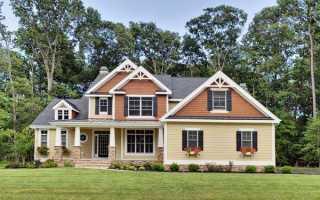 Покраска дерева или как защитить и сделать красивым фасад дома
