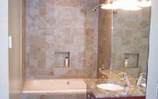 Разбираемся с всевозможными вариантами освещения в ванной комнате