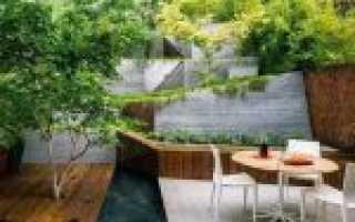 Необыкновенный «террасный» дом от дизайн-студии 05 am arquitecture, жирона, испания