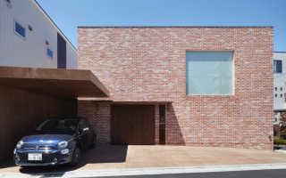 Оригинальный и практичный дом в мацубара — удивительная изворотливость от fujiwaramuro architects