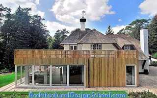 Дом мечты современных викингов – восхитительная bemmel residence от maxim winkelaar и bob ronday, нидерланды