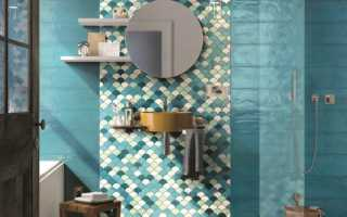 Плитка панно для ванной комнаты