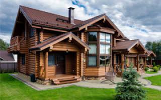 Красивые дома и коттеджи