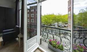 Французские балконы: фото и характеристики