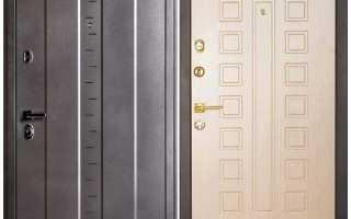 Как выбрать утепленную металлическую входную дверь, чтобы она надежно защитила и от взлома и от непогоды