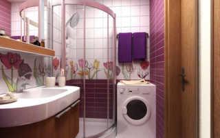 Ремонт маленькой ванной комнаты : большие секреты небольших помещений